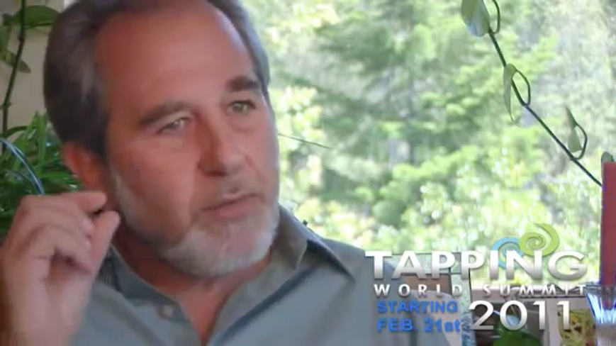 Bruce Lipton being interviewed in 2011