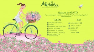 Melvita - a French Organic Beauty Brand
