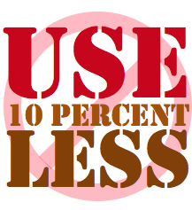 use10percentless logo - for web